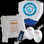 Visonic Powermaster10 Intruder Burglar Alarm System