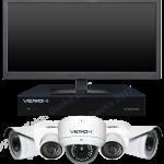 Verox-HD 1080p CCTV Installation